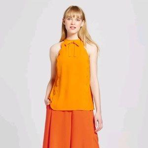 Victoria Beckham x Target Marigold Blouse